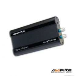 AMPIRE DVB-T HD-Receiver with HDMI output and USB-Recorder (MPEG4)