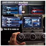 Video Interface VES - Land Rover