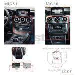 Video Interface MB15-PAS - Mercedes NTG 5.0 / 5.1