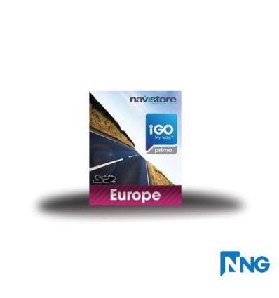 Mappa iGo PRIMO Europa - SD