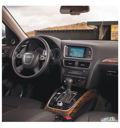 Audi Infotainment MMI High 3G, incl. Navigation HDD - Retrofit - Audi Q5 8R con Navigation DVD MMI 3G Basic-Plus