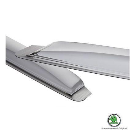 Deflettori aria per finestrini anteriori - Nuova Octavia e Nuova Octavia Wagon