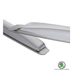 Deflettori aria per finestrini anteriori - Superb e Superb Wagon 3T