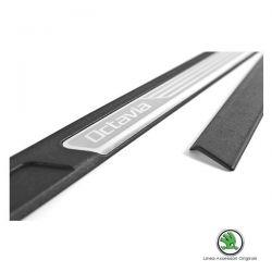 Battitacco in alluminio - Skoda Octavia e Octavia Wagon 1Z