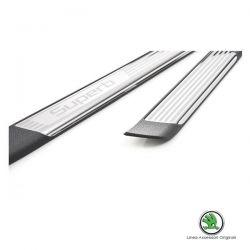 Battitacco in alluminio - Superb e Superb Wagon 3T