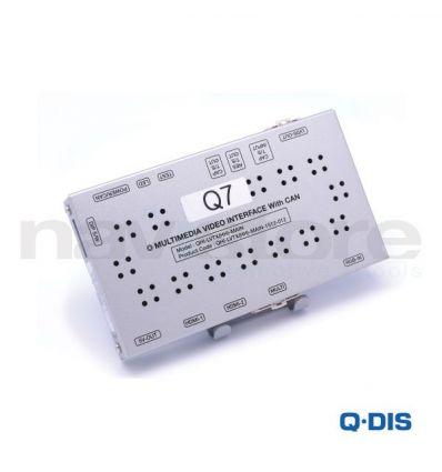 HDMI Video Interface QHI-LVTX - Audi MIB2 (Q7 4M)
