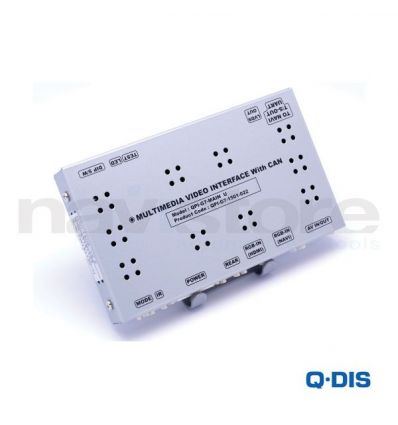 Video Interface QPI A3- Audi MIB (A3 8V)