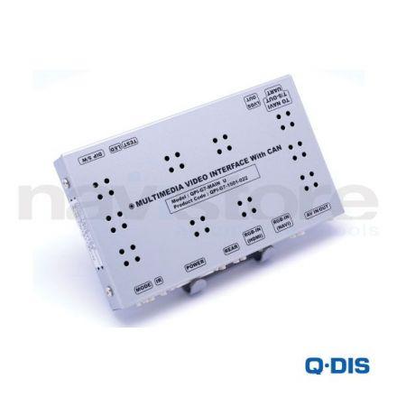 Video Interface QPI A3- Audi MIB (A3 8V)