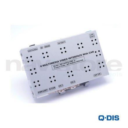 Video Interface QPI-AUDI16 - Audi MIB (A6 4G, TT 8S)