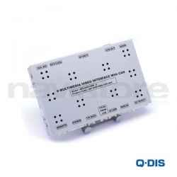 Video Interface QPI-AUD-CMD- Audi RMC, MMI 3G, MMI 3G+