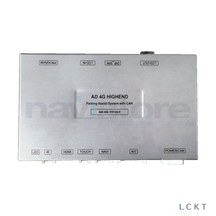 Video Interface AD 4G Highend - Audi-VW MIB, Porsche PCM 4.0