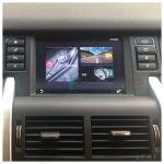 NAV-LR-300 Bundle Navigation touchscreen, Europa Full iGO PRIMO - Jaguar e Land Rover 4th Generation