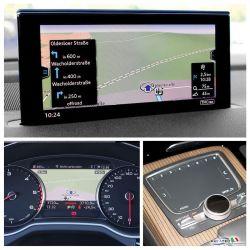 Retrofit kit MMI Navigation plus with MMI touch Audi Q7 4M