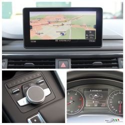 Retrofit kit MMI Navigation plus with MMI touch Audi A4 8W