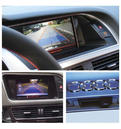 Rear View Camera - Retrofit - Audi A4 8K A5 8T Q5 8R