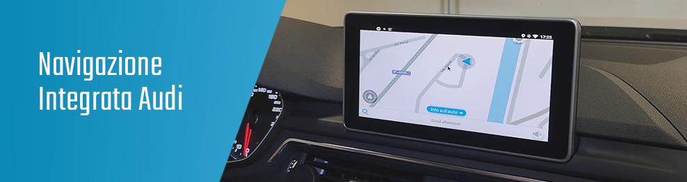 01.09.01 Navigazione Integrata - Audi