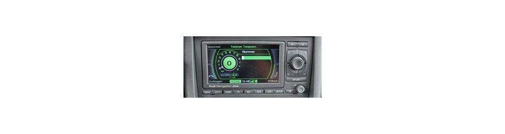 02.02.01 Telefonia Audi - Kit Radio, BNS 5.0, RNS-E