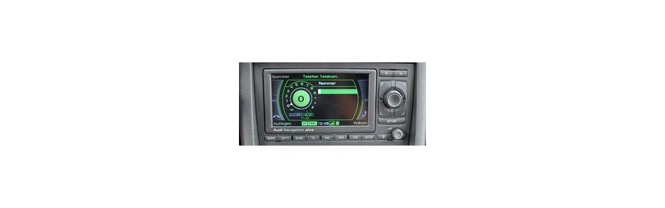 02.01.01 Kit Bluetooth - Audi Radio, BNS 5.0, RNS-E