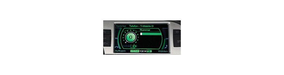 02.02.02 Telefonia Audi - Kit MMI 2G