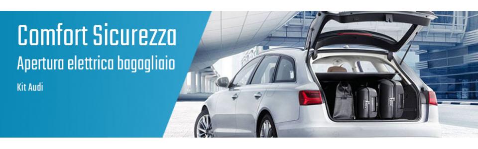 06.01.01 Electric Hatch - Kit Audi