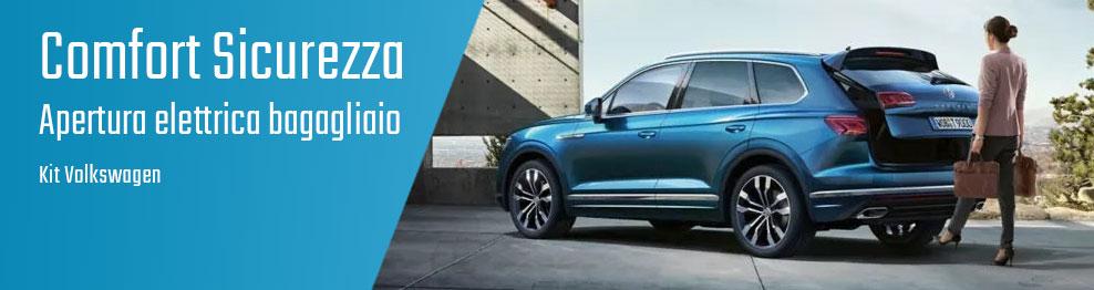 06.01.02 Apertura elettrica bagagliaio - Kit VW Seat Skoda