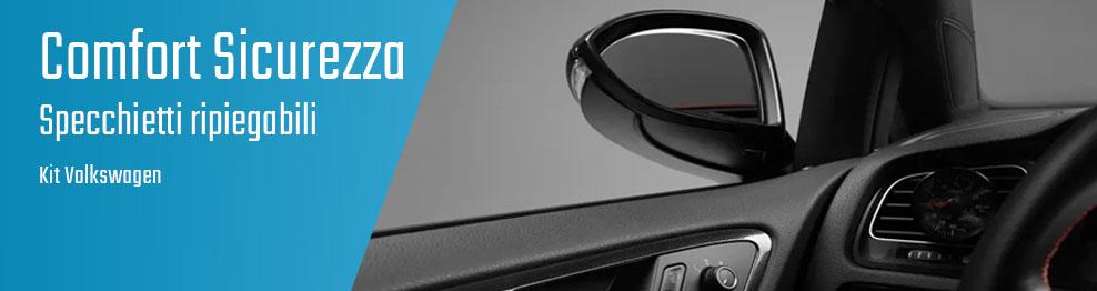06.03.04 Specchietti ripiegabili - Kit Volkswagen
