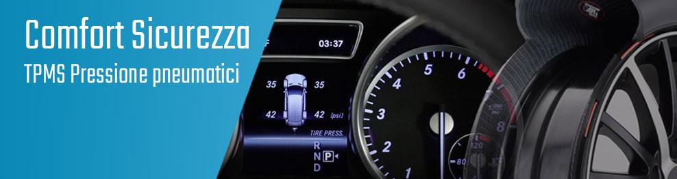 06.07 TPMS - Controllo pressione pneumatici