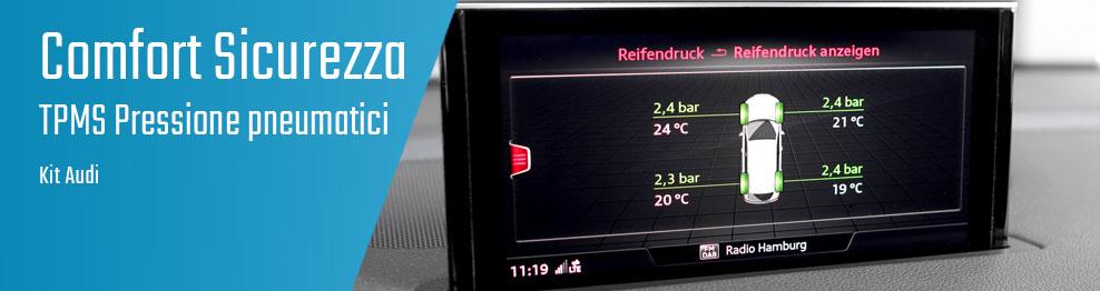 06.07.01 TPMS - Kit Audi