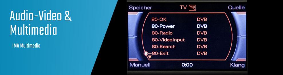 03.10.01 Audio-Video & Multimedia - IMA Multimedia