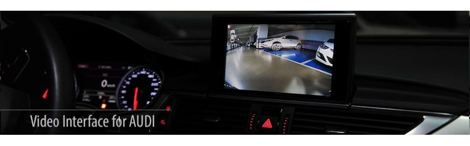 03.12.01 Video interface - Audi