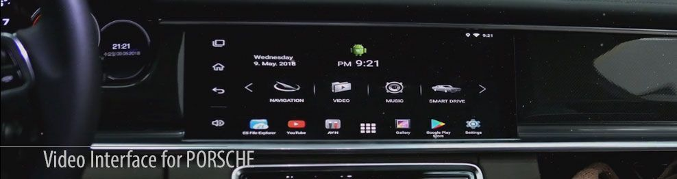 03.12.12 Video Interface - Porsche