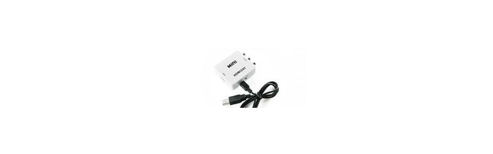 03.12.10 Video Interface - Converter&Accessori