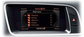 03.01.01 AMI/MDI - Kit Audi Music Interface