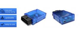 05.08.06 Luci Targa LED - Diagnostic Interface