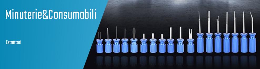 08.02.06 Minuterie&Consumabili - Tools di estrazione