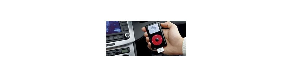 03.02.01 iPod/USB Adapter - Kit Audi VW