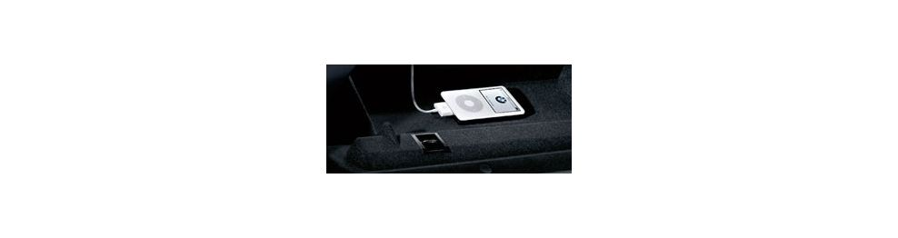 03.02.02 iPod/USB Adapter - BMW