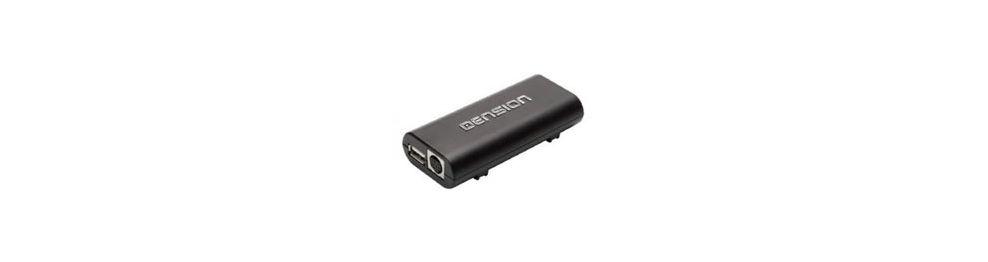 03.02.32 iPod/USB Adapter - Dension