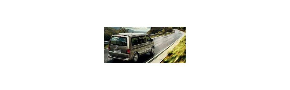 Equipaggiamento Sicurezza - Volkswagen Veicoli Commerciali