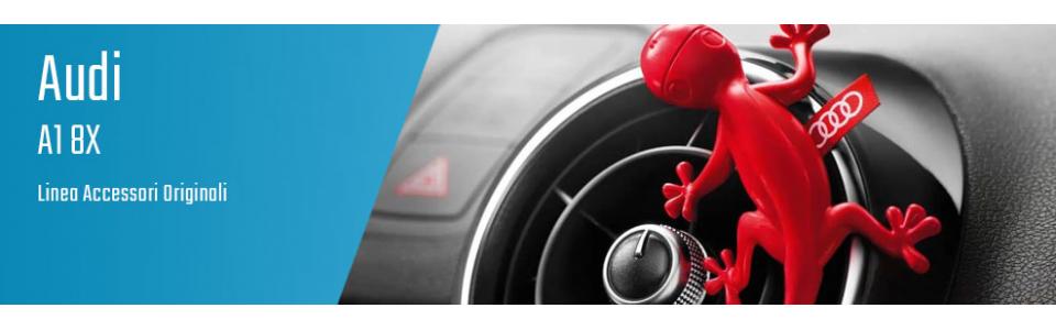 Linea Accessori Originali - Audi A1 8X