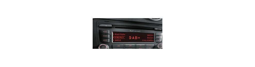 03.06.01 DAB Digital Radio - Kit Audi VW