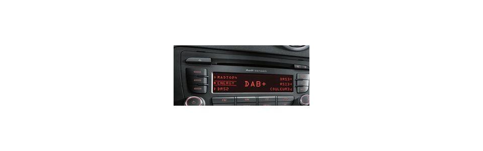 03.06.01 DAB Digital Radio - Kit Audi