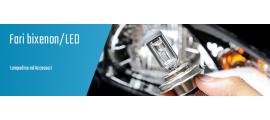 05.01.09 Fari bixenon/LED - Lampadine ed Accessori