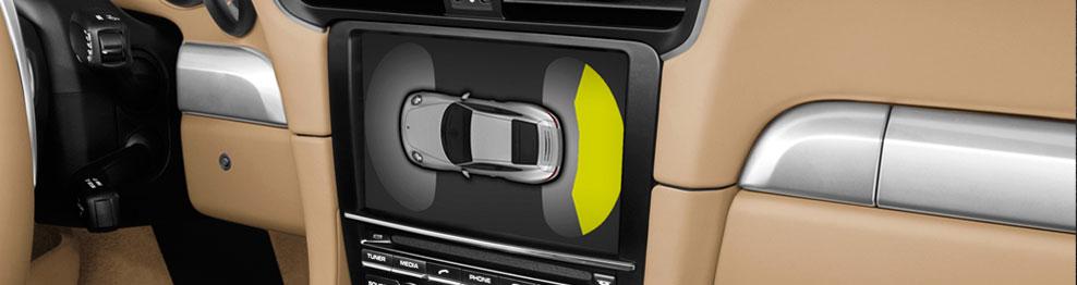 04.01.02 Parking system - Kit Porsche