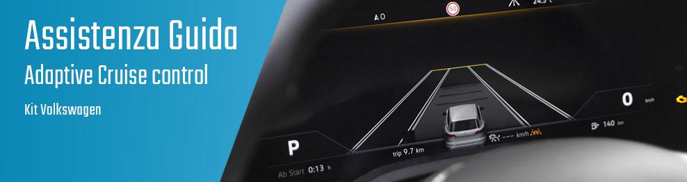 04.04.02 ACC - Kit Volkswagen