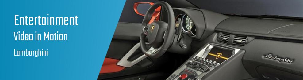 03.13.04 Video in Motion - Lamborghini