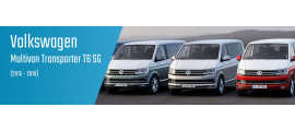 Multivan / Caravelle / Transporter T6 (2015)