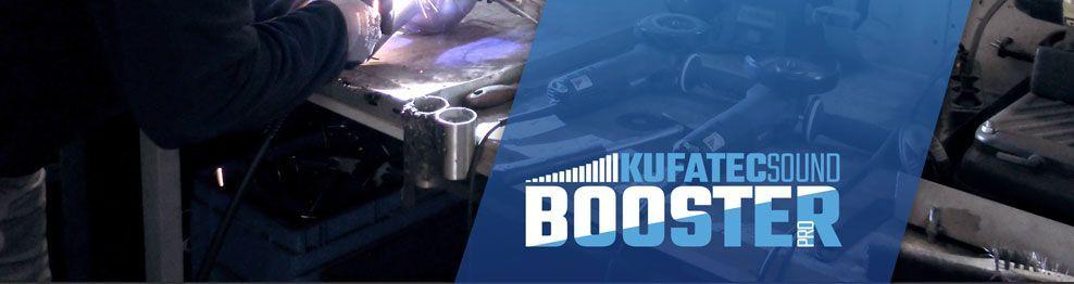 07.01.03 Sound Booster PRO - Kit Universale vettura completo
