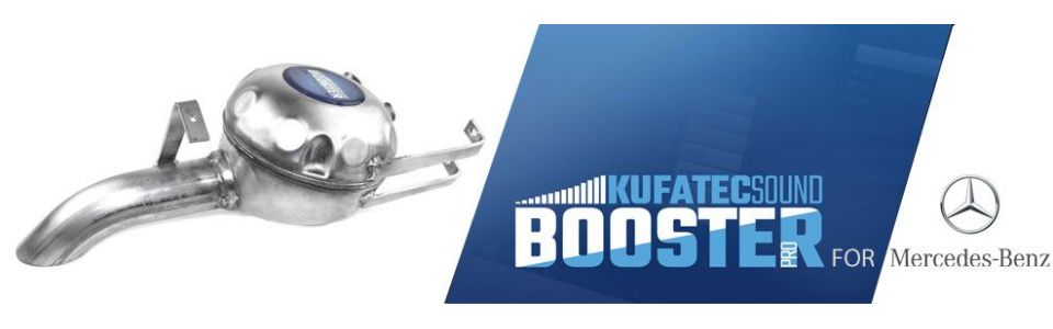 Sound Booster PRO - Mercedes