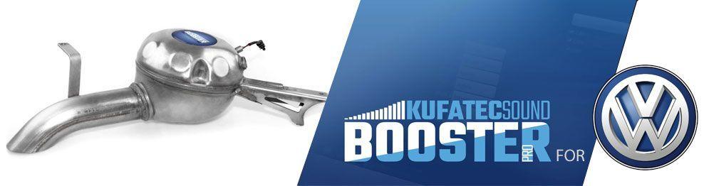 Sound Booster PRO - Volkswagen
